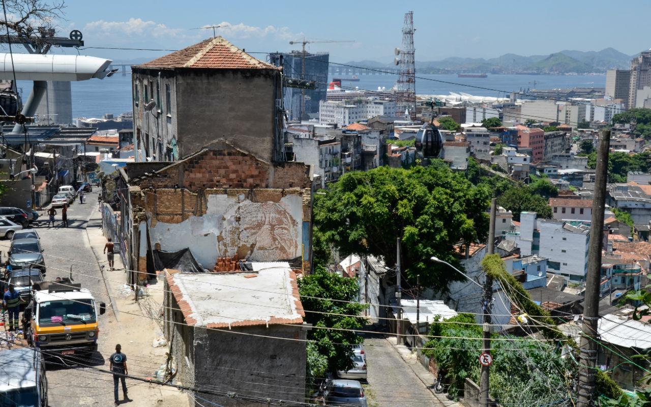 conheça a história da primeira favela do rio de janeiro museu do