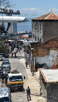 Morro da Providência / Foto: Marcos Tristão