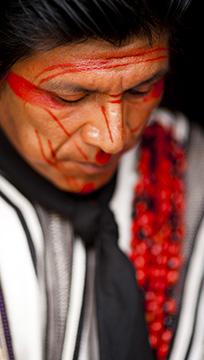Indígena Ashaninka / Foto: Pedro França/MinC (CC BY 2.0)