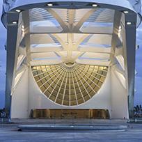 Entrada do Museu do Amanhã / Foto: Bernard Lessa