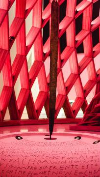 Exposição Principal - Museu do Amanhã / Foto: Raul Aragão