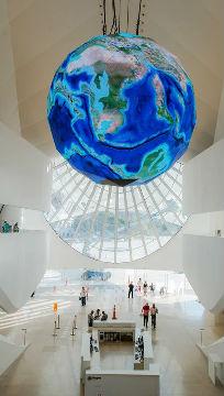 Museu do Amanhã celebra 1 ano de aniversário