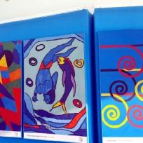 Pôsteres Olímpicos em cartaz no Museu do Amanhã