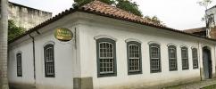 Casa de Banhos de D.João VI: local onde o rei teria se curado / Foto: Marcos Tristão - Museu do Amanhã