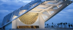 Photo: Bernard Lessa / Museum of Tomorrow