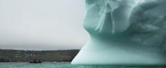 Iceberg / Crédito: BBC
