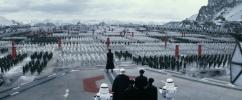 Cena do episódio 7 do filme Star Wars / Ilusão e arte: a magia dos efeitos visuais no cinema