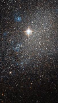 Estrelas / Foto: ESA/Hubble & NASA